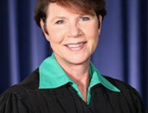 "Justice Sharon Kennedy: ""Be informed when you vote for judges"""